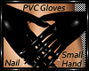 PVC Gloves + Small Hand