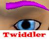 Tricky Eyebrows Pink