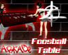 [Z]ArKade Foosball Table