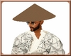 Asian Straw Hat