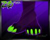 Toxmo | Feet