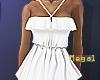 M! Sexy White Dress