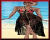 Bikini+SheerWrap- Cherry