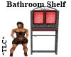 *TLC* Bathroom Shelf