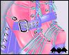 KIKI|ColoredGothBootV2