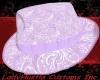 LHCI Lavender/White Hat