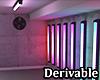 [3D] Neon Basement