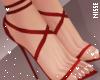 n| An's Heels Red