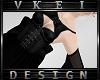 V' +Dancer Dress blk+