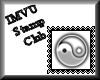 TTT Yin Yang Stamp