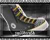 S|Hufflepuff Converse