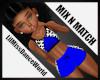 Mix N Match Blu Cow Top2