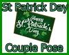 Saint Patrick  Poses