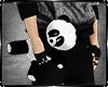 Panda Teddy Bear M