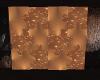 *J Copper Wall Deco