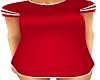Red Night Top w/Undies