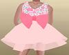 Pink Doll Dress w Bow