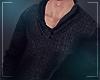 ! M' Black Sweater