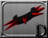 [D] Red Chrome Collar