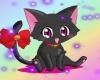 [LD] Chibi Kitty Sticker