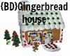 {BD} Gingerbread House