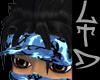 blue sky camo visor