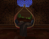 Bedouin Moon Swing Bed