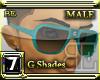 [BE] G SHADES BLUE