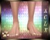 XCLX Diamond Feet M