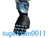 (F) robot glove L