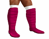 M PINK BOOTS