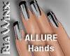 Wx:Sleek Allure Blak Tip