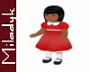 MLK B Standing Doll
