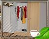 Couple's Dorm Closet