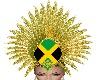 Jamacian Headpiece 1