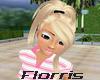 F> Blond Arachnia Hair