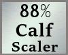 88% Calf Calves Scale MA