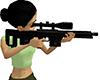 Black OPS DSR1 Sniper