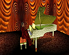 Lime Glass Piano
