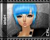 [c] Hair: Tallulah Blue