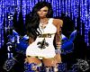 SaintsJerseyDress XXL