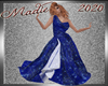 !a Heavenly Blues Gown
