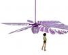 PurpleWeedsCeilingFan