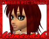 (L) Auburn Scarlet