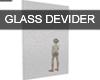 [K81] Glass wall devider