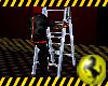 Ferrari Garage Ladder