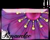 *R* Jewel Flower Sticker
