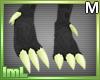 lmL Monx Feet M