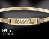 ©Dress Collar- Wild One