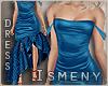 [Is] Belleza Blue Dress